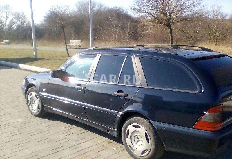 Mercedes C-Class, Балтийск
