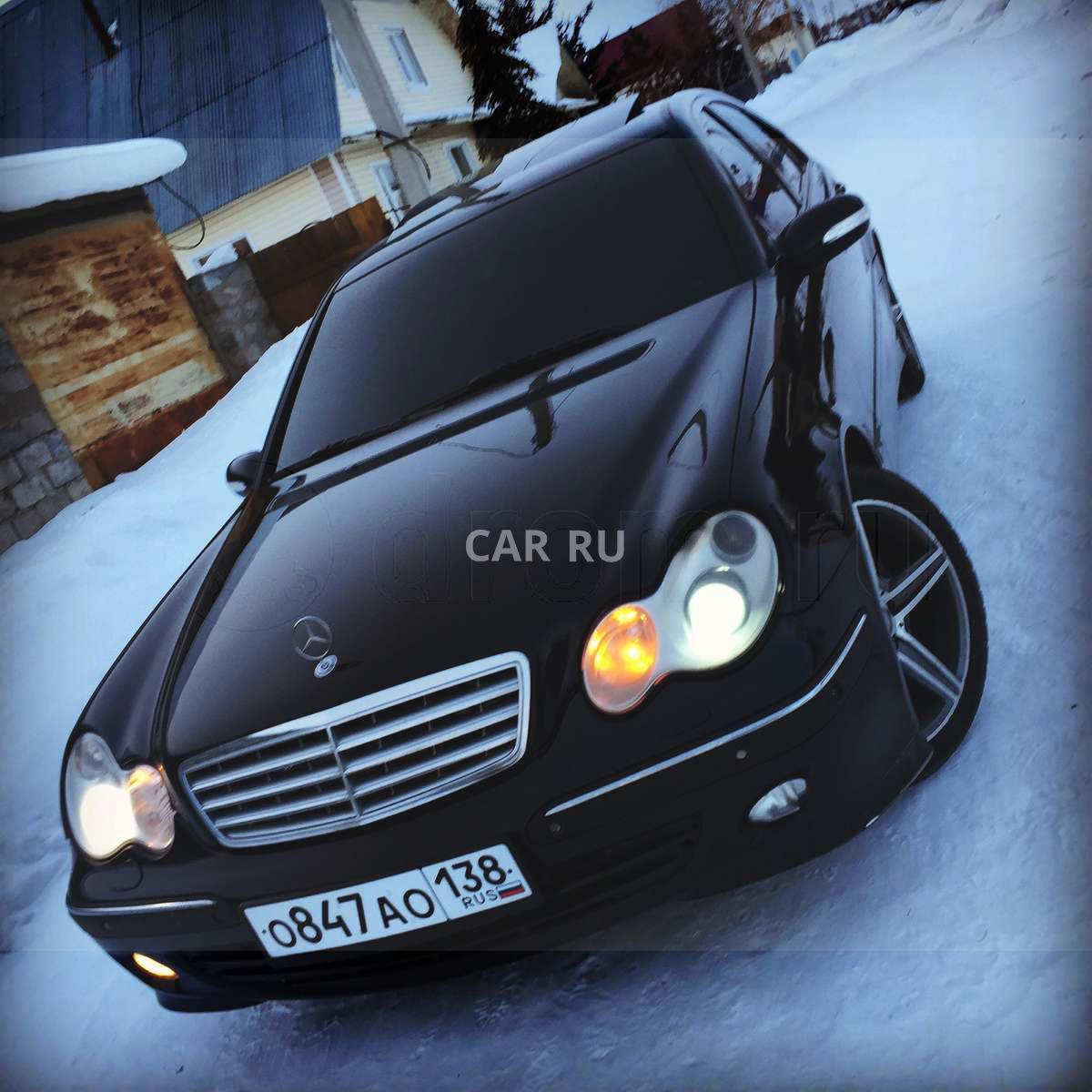 Mercedes C-Class, Ангарск