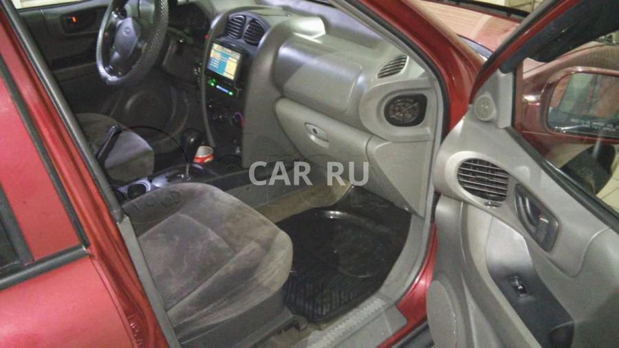 Hyundai Santa Fe, Белово