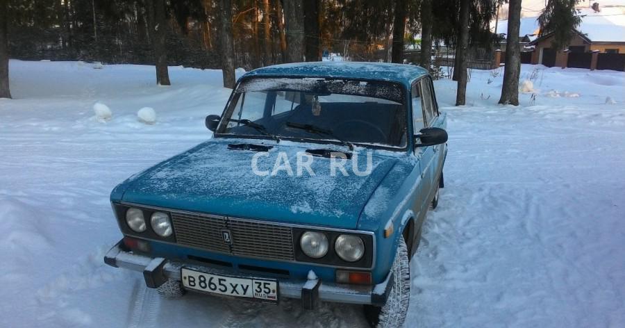 Lada 2106, Бабаево