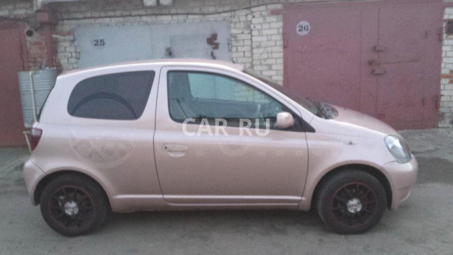 Toyota Vitz, Белгород