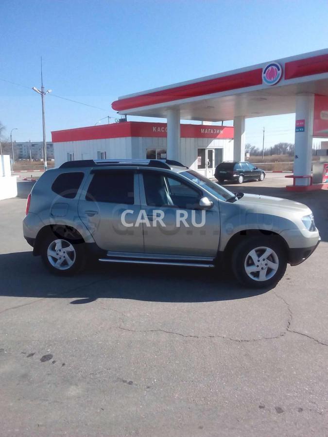 Renault Duster, Астрахань