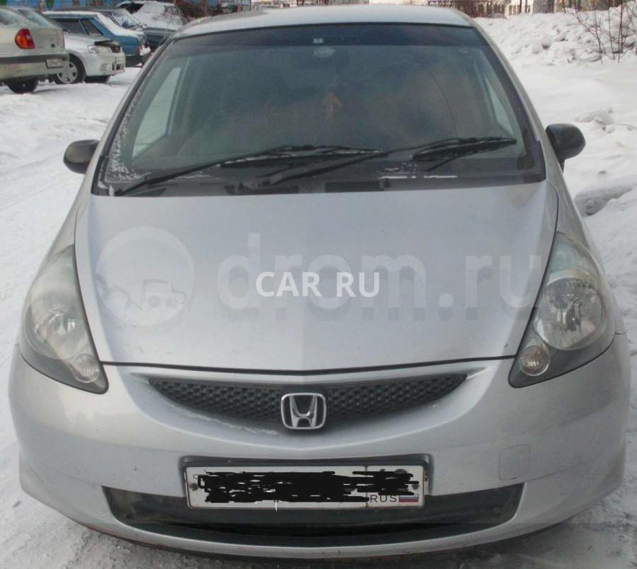 Honda Fit, Анжеро-Судженск