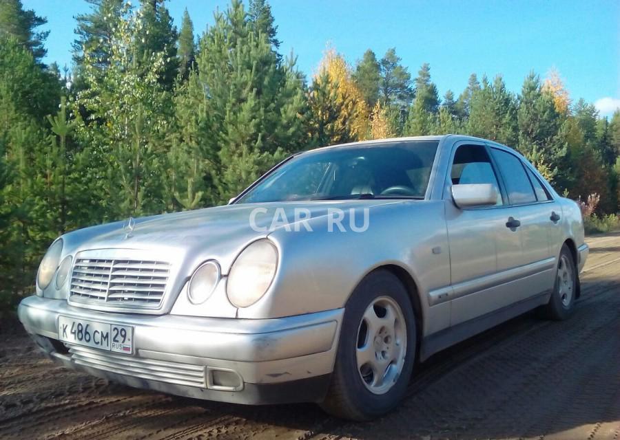 Mercedes E-Class, Архангельск