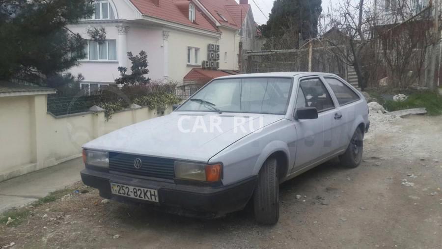 Volkswagen Scirocco, Алушта