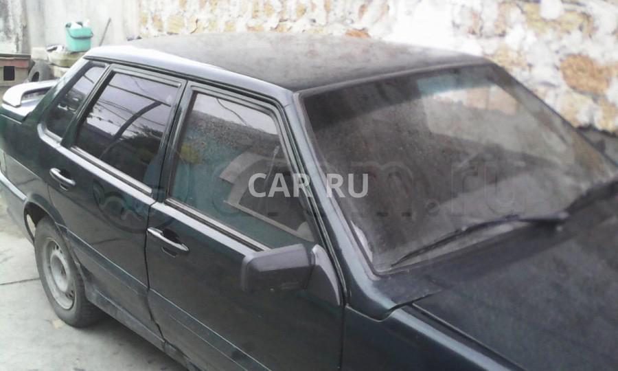 Lada 2115, Бахчисарай