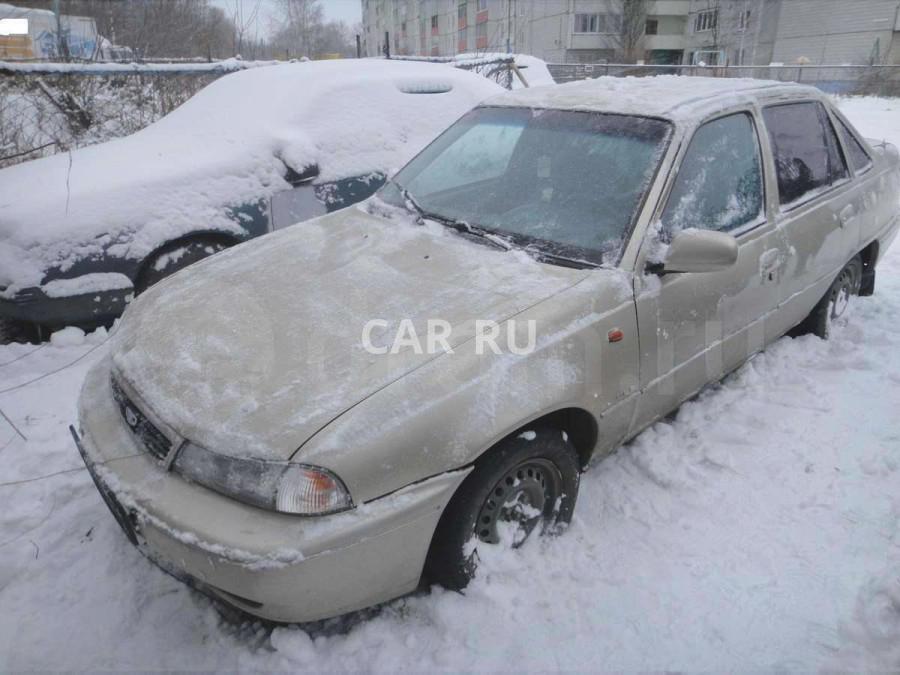 Daewoo Nexia, Барнаул