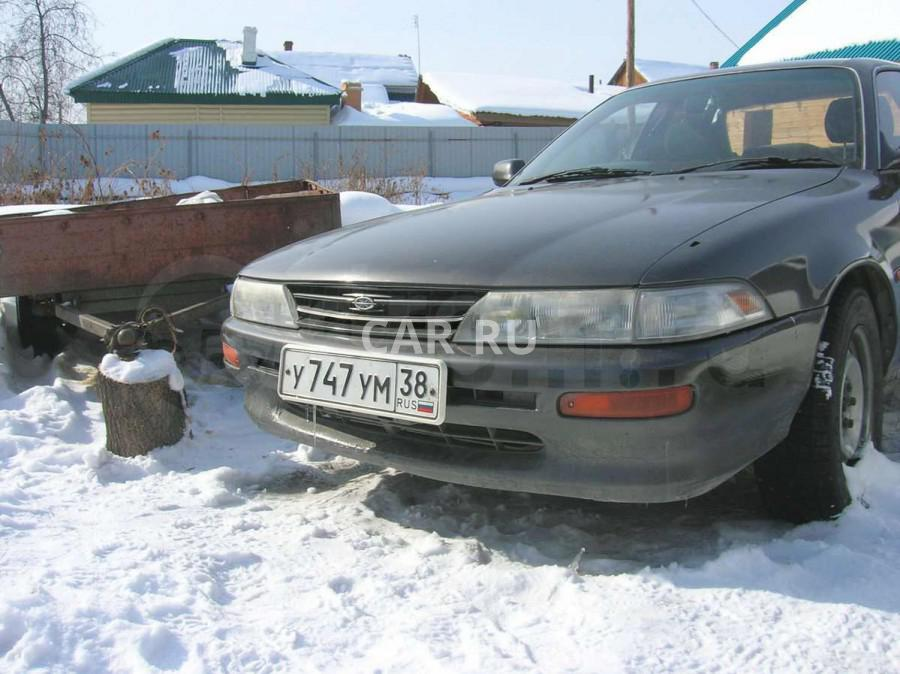 Toyota Corona Exiv, Ангарск