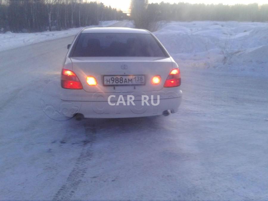 Toyota Aristo, Ангарск