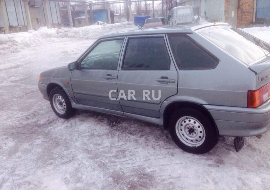 Lada Samara, Балашов