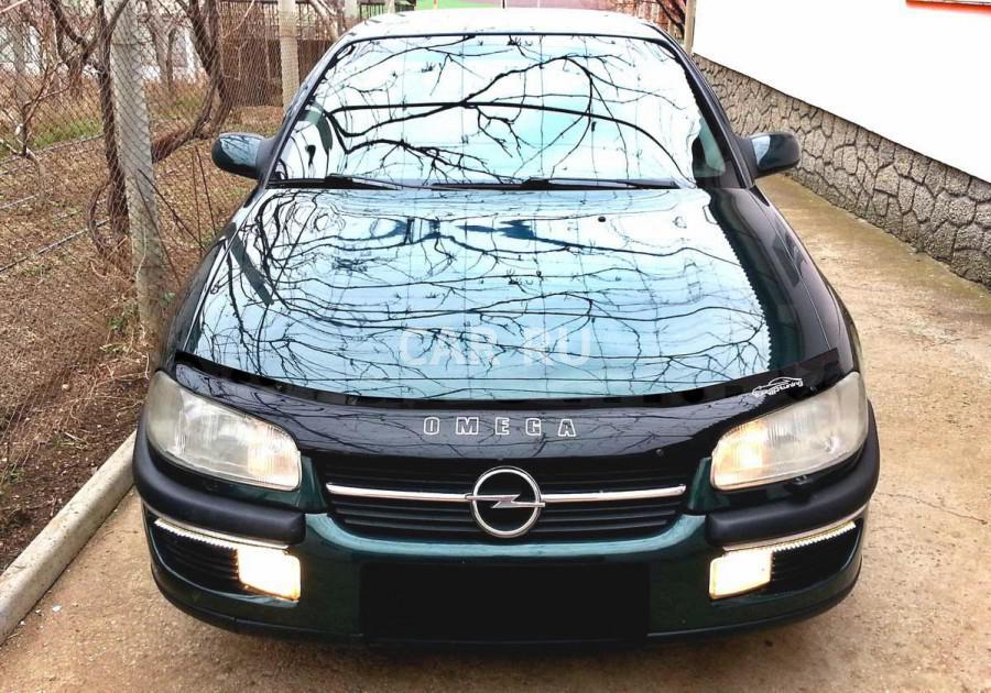 Opel Omega, Бахчисарай