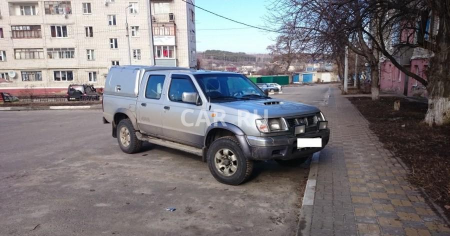 Nissan Navara, Белгород