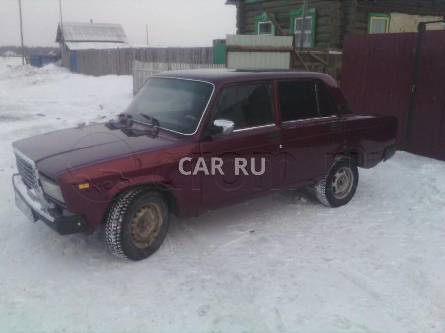 Lada 2107, Бада