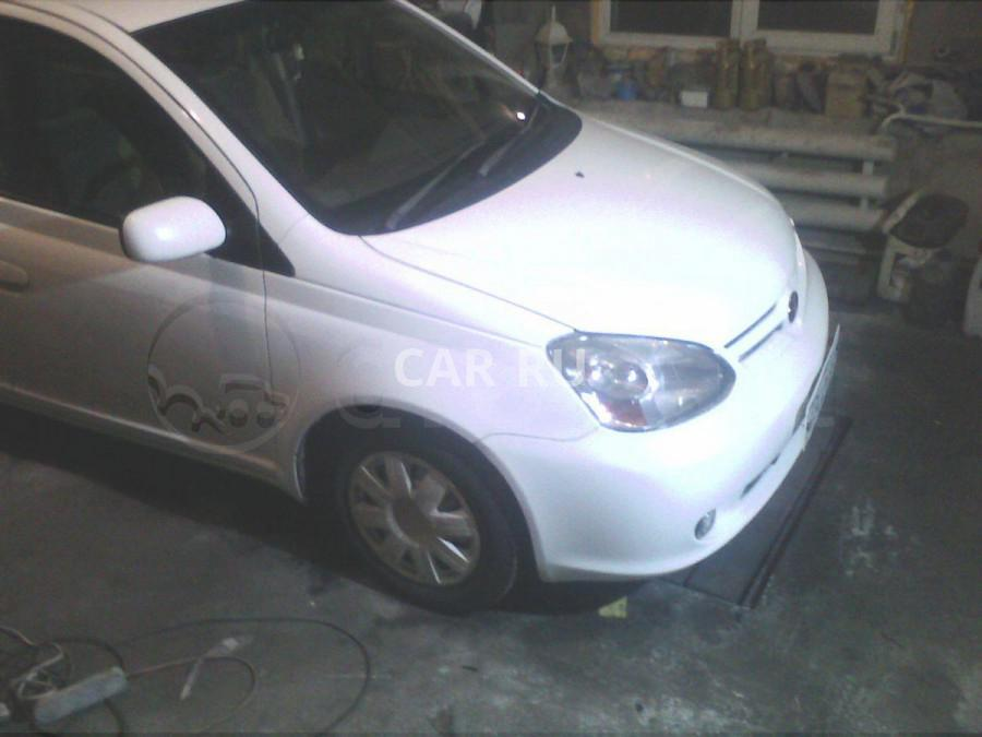 Toyota Platz, Абакан