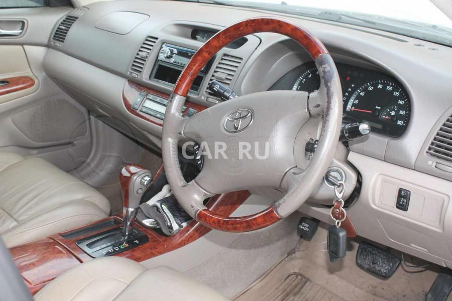 Toyota Camry, Абакан