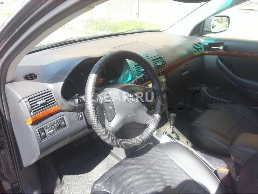 Toyota Avensis, Абакан