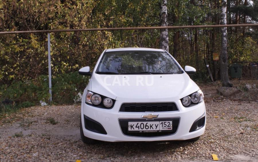 Chevrolet Aveo, Арзамас