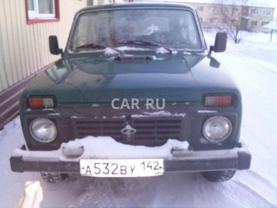 Lada 2121, Бачатский