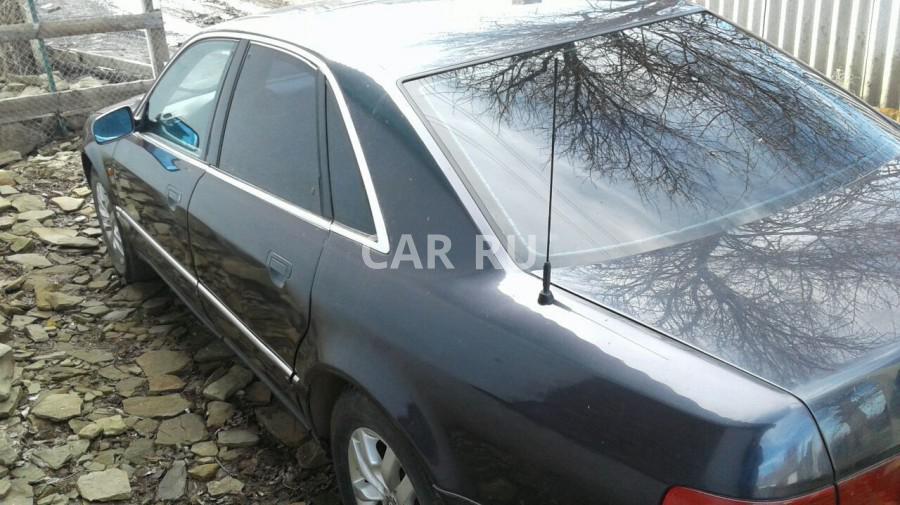 Audi A8, Белая Калитва