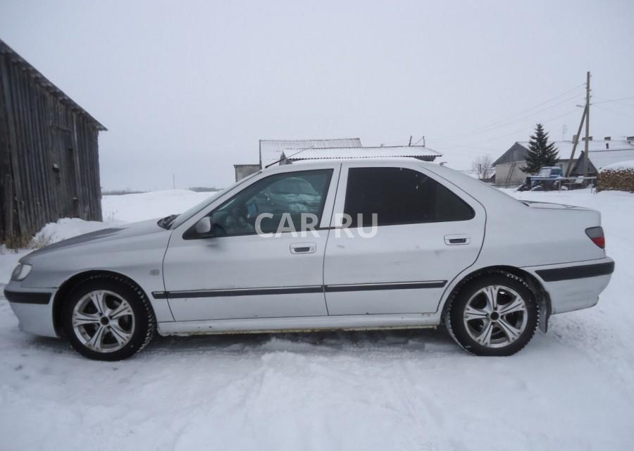 Peugeot 406, Архангельск