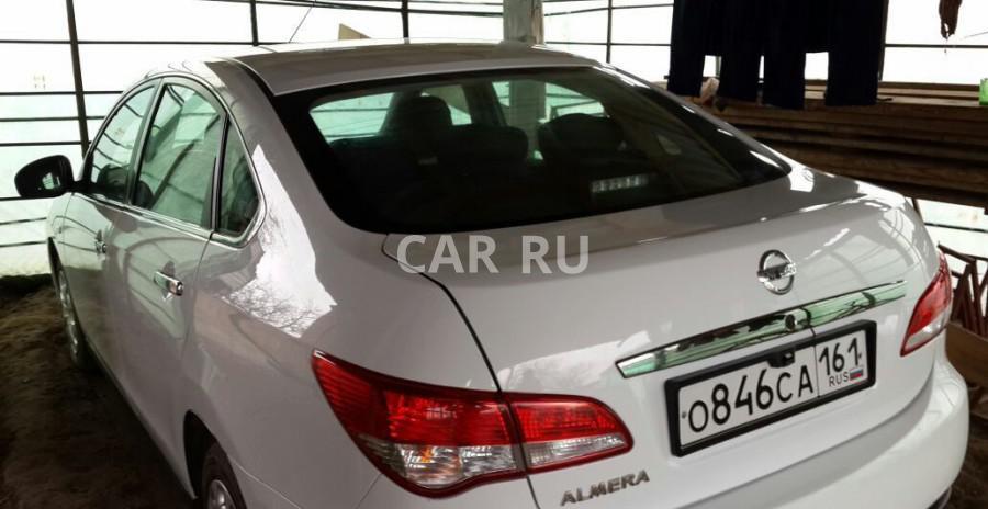 Nissan Almera, Багаевская