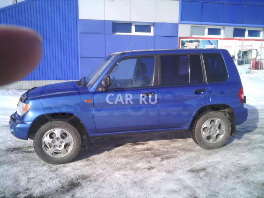 Mitsubishi Pajero Pinin, Барнаул
