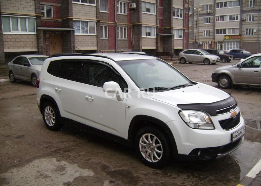 Chevrolet Orlando, Белгород