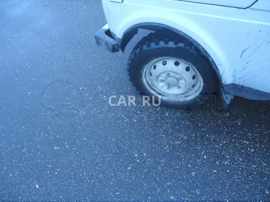 Lada 2121, Анжеро-Судженск