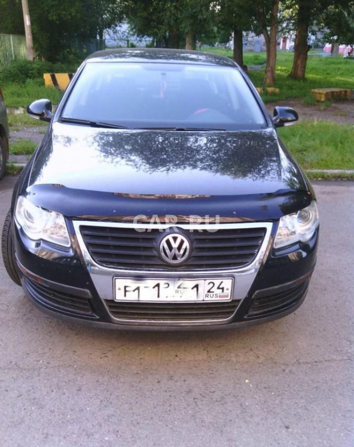 Volkswagen Passat, Ачинск