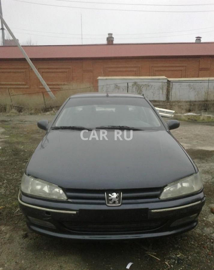 Peugeot 406, Астрахань
