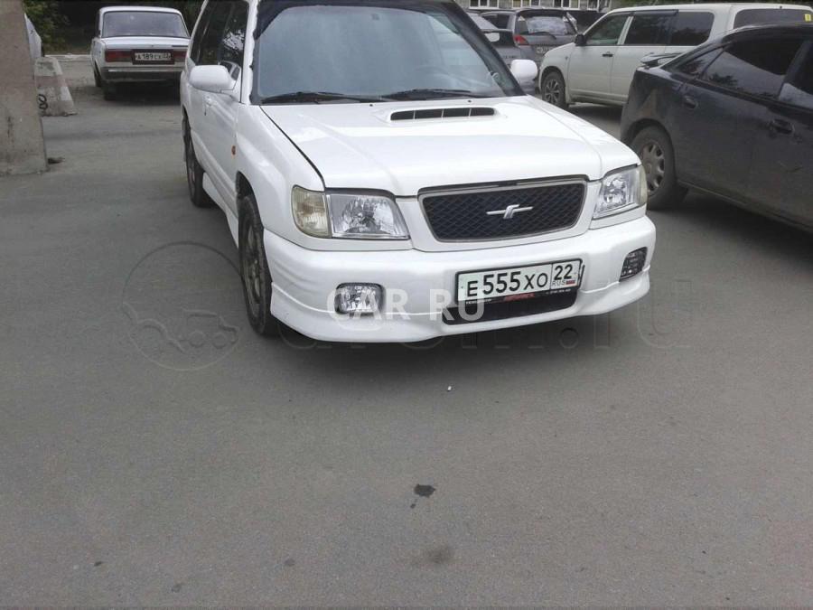 Subaru Impreza WRX STI, Барнаул