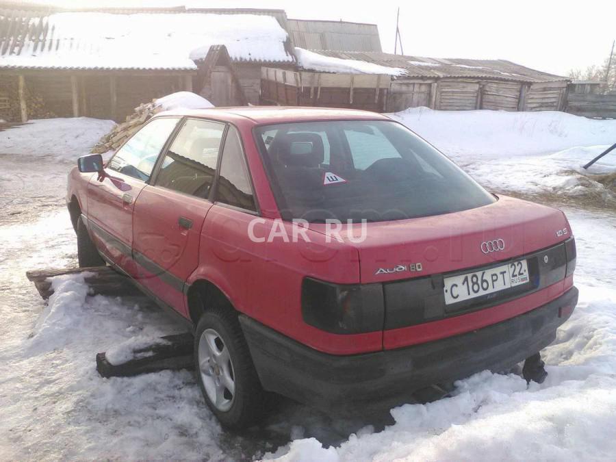 Audi 80, Баево