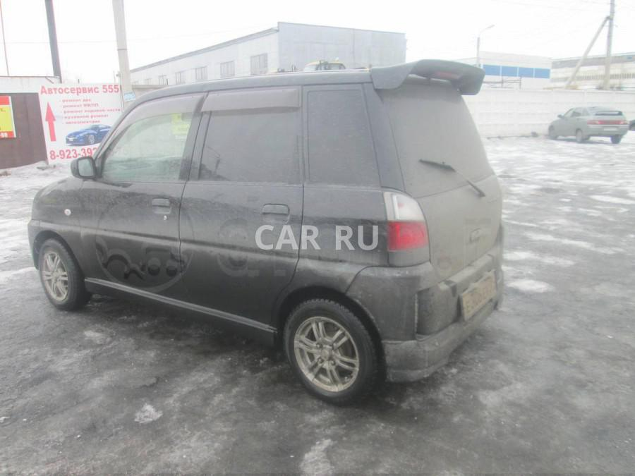Subaru Pleo, Абакан