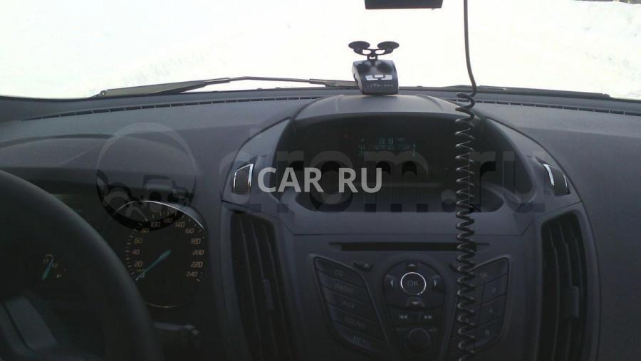 Ford Kuga, Абакан
