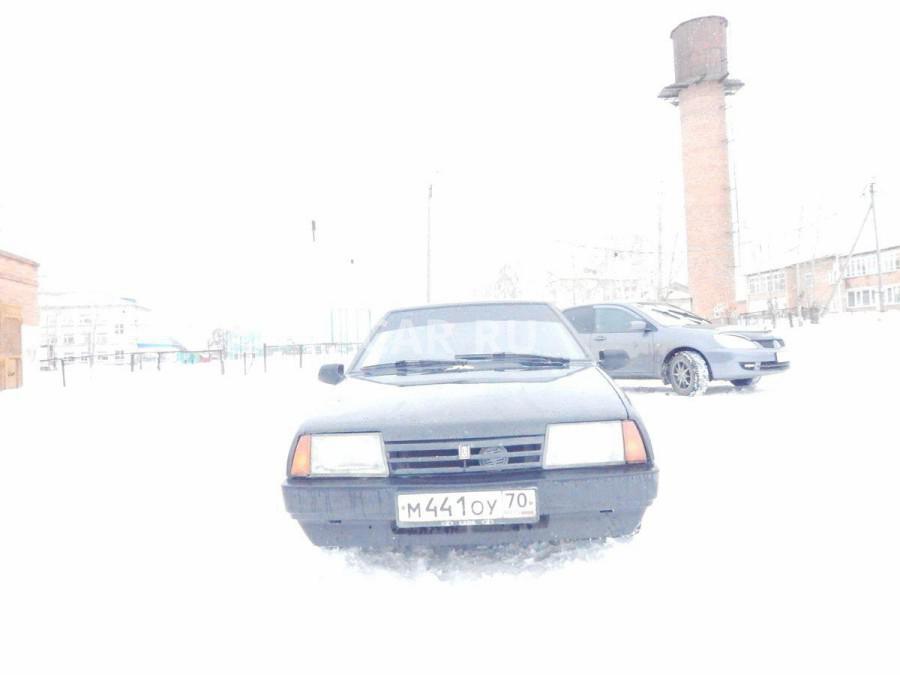 Lada 21099, Асино