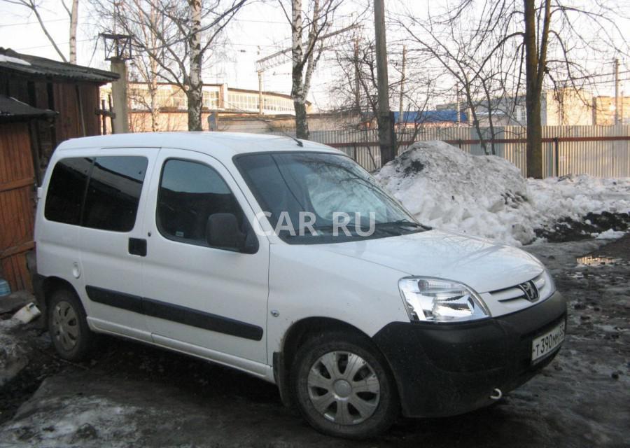Peugeot Partner, Александров