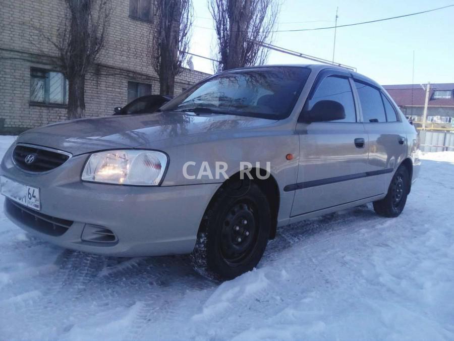 Hyundai Accent, Балашов