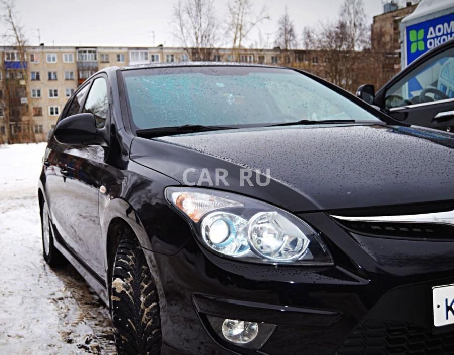 Hyundai i30, Архангельск