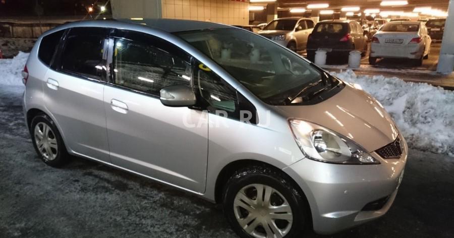 Honda Fit, Балашиха