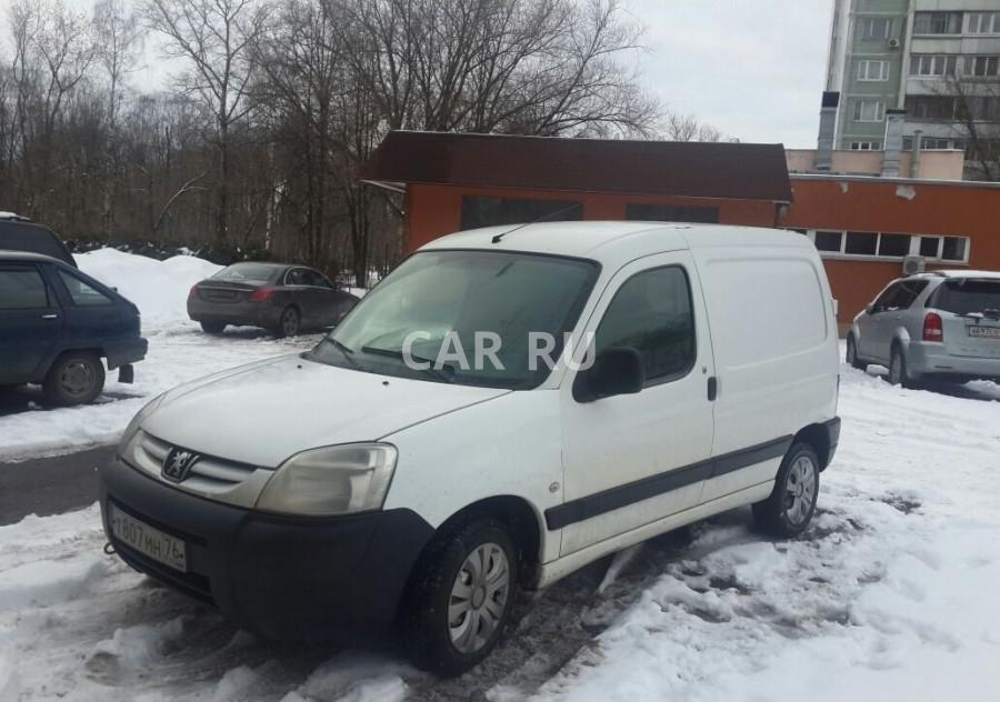 Peugeot Partner, Белая Калитва