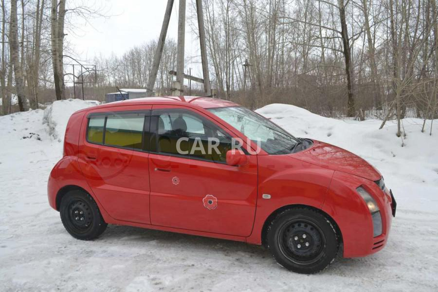 Toyota WiLL Cypha, Ачинск