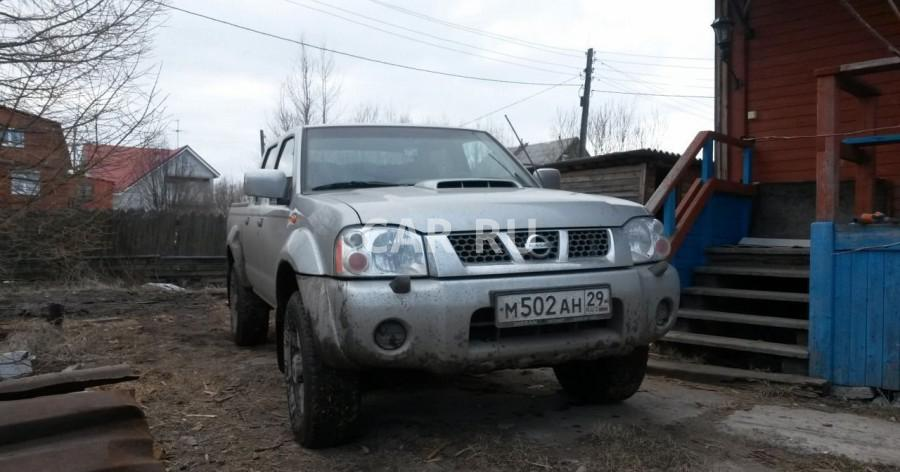 Nissan NP300, Архангельск