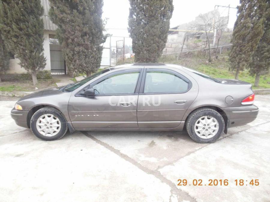 Chrysler Cirrus, Алушта
