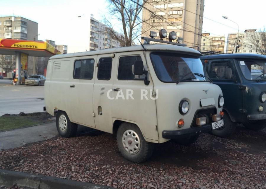 Уаз 390995, Азов