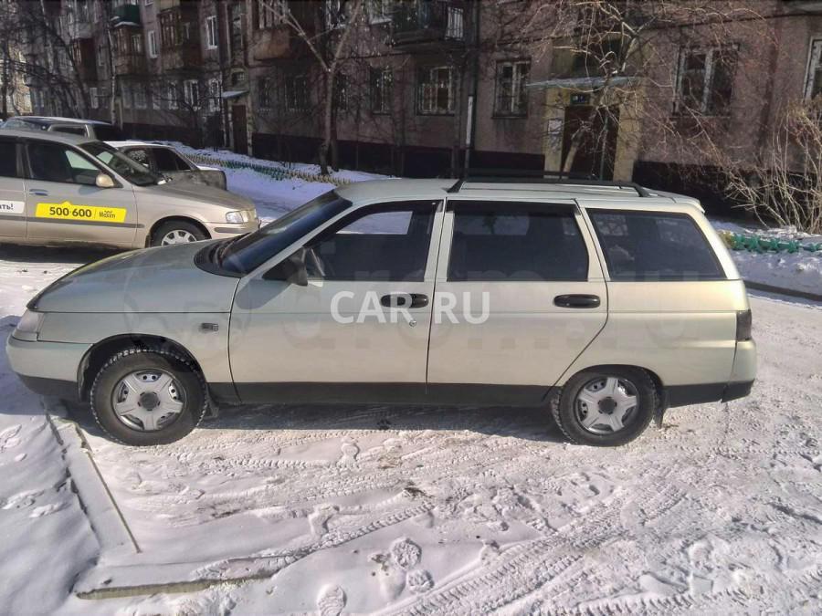 Лада 2111, Ангарск