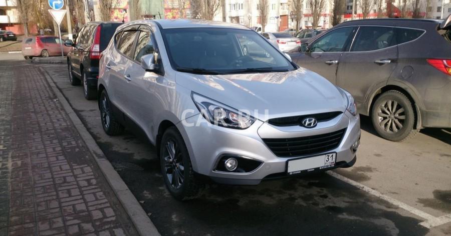 Hyundai ix35, Белгород