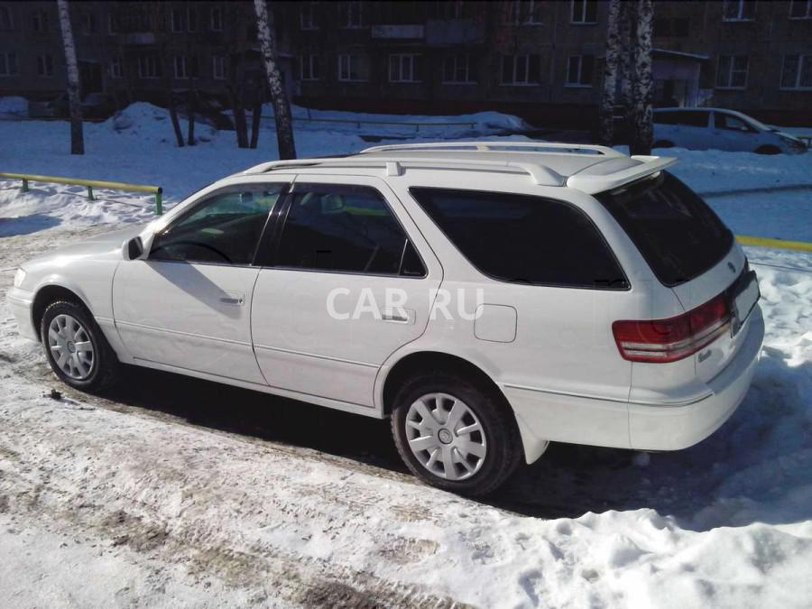 Toyota Mark II Wagon Qualis, Барнаул