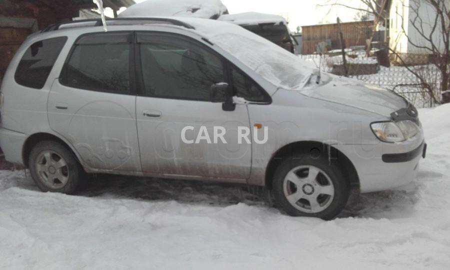 Toyota Corolla Spacio, Арсеньев