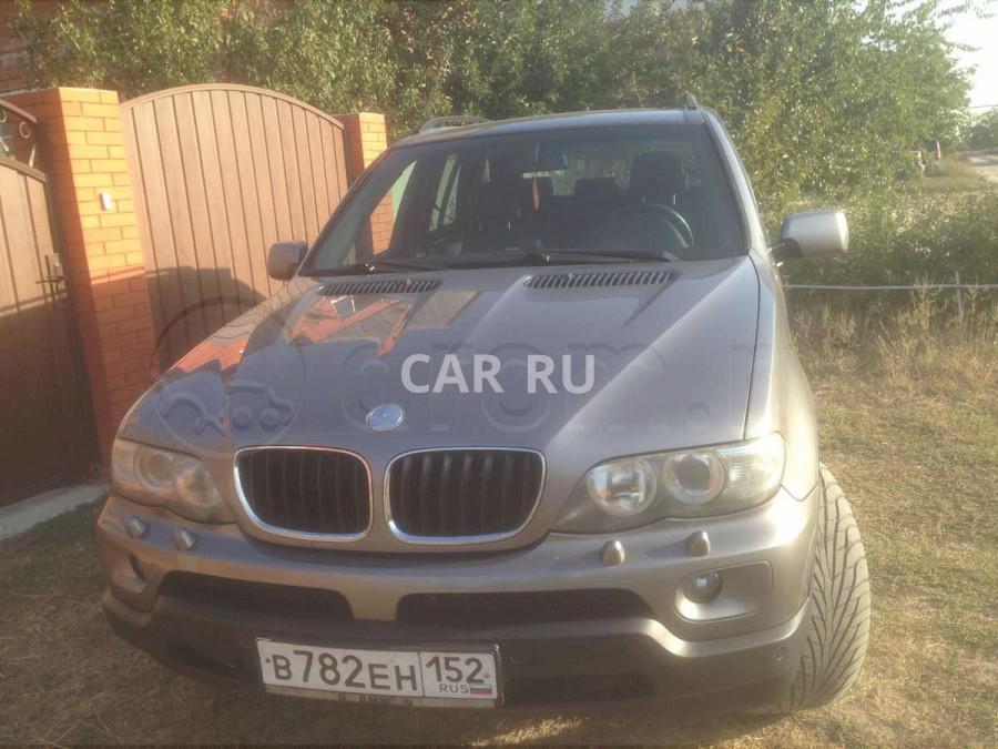 BMW X5, Азов
