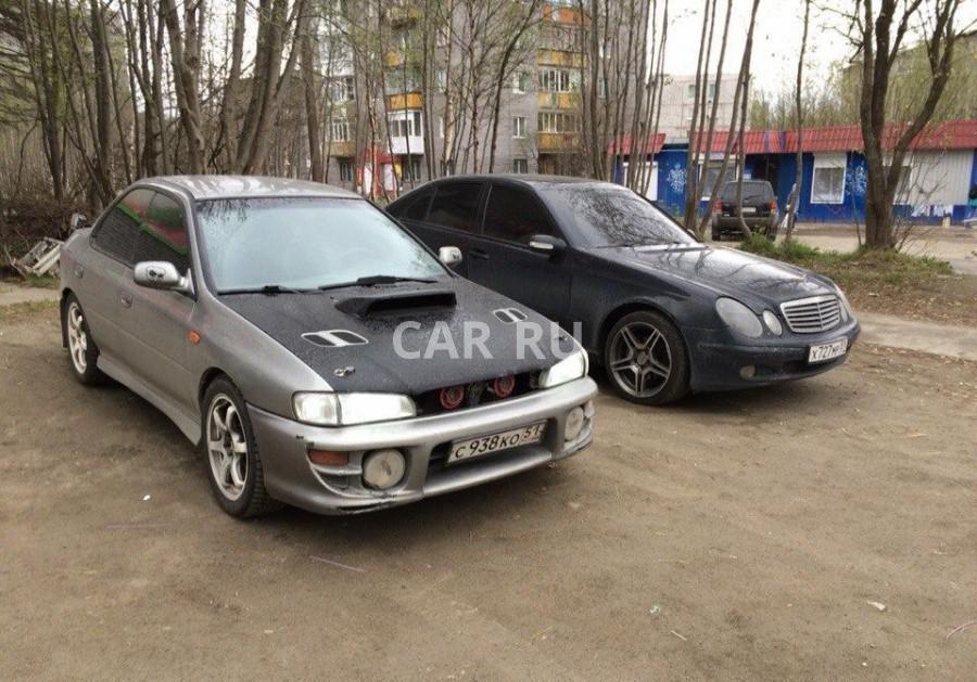 Subaru Impreza, Апатиты